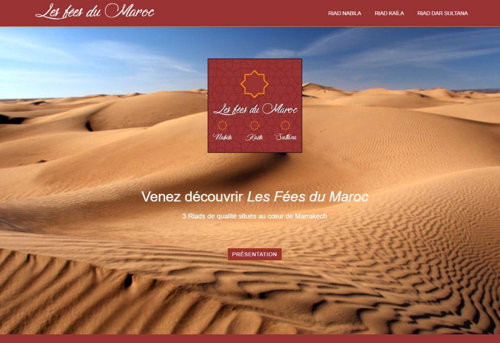 Les Fées du Maroc